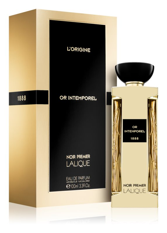 Lalique Noir Premier Or Intemporel 1888, edp 100ml