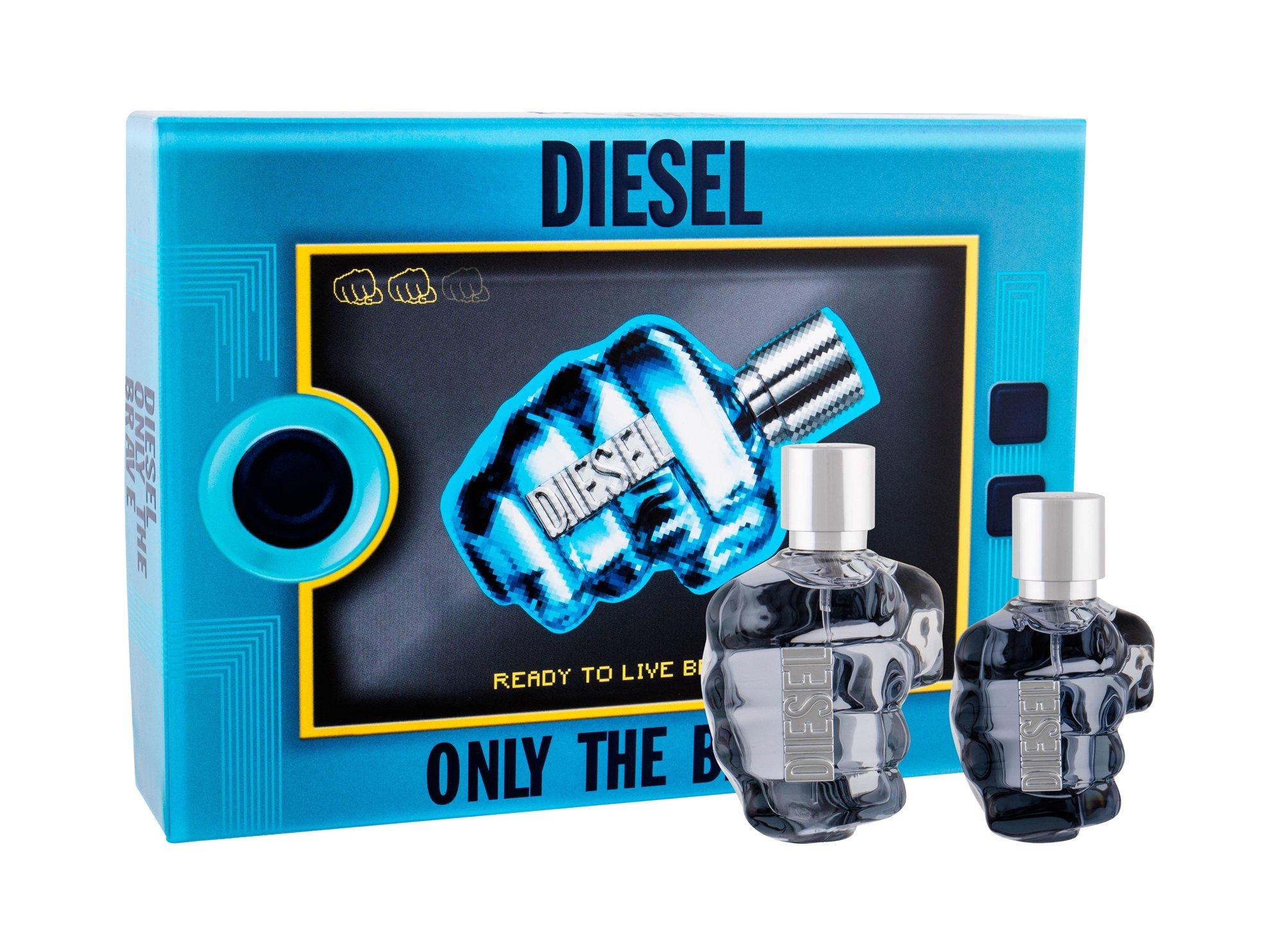Diesel Only The Brave, toaletná voda 75 ml + toaletná voda 35 ml