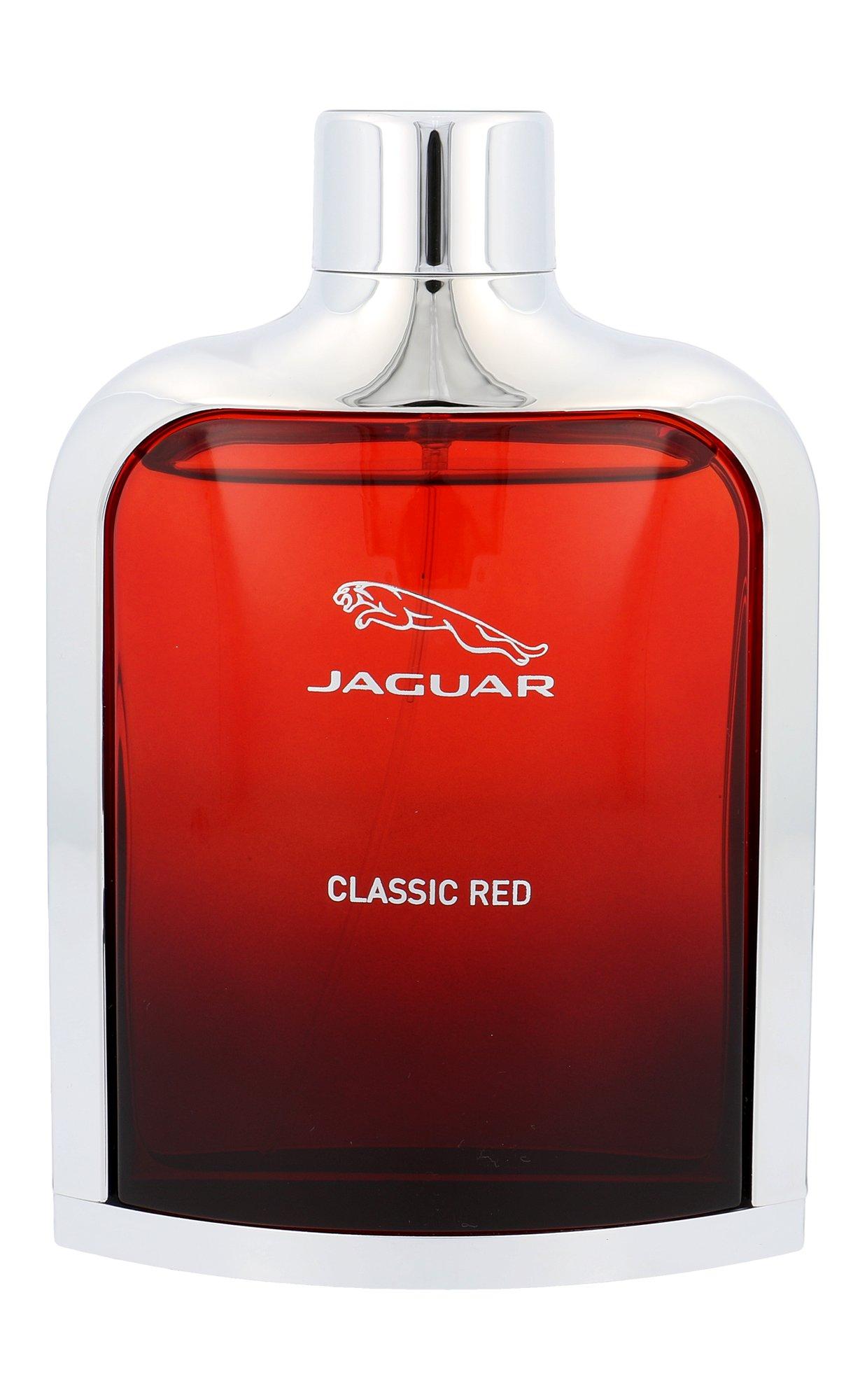 Jaguar Classic Red, Toaletná voda 100ml