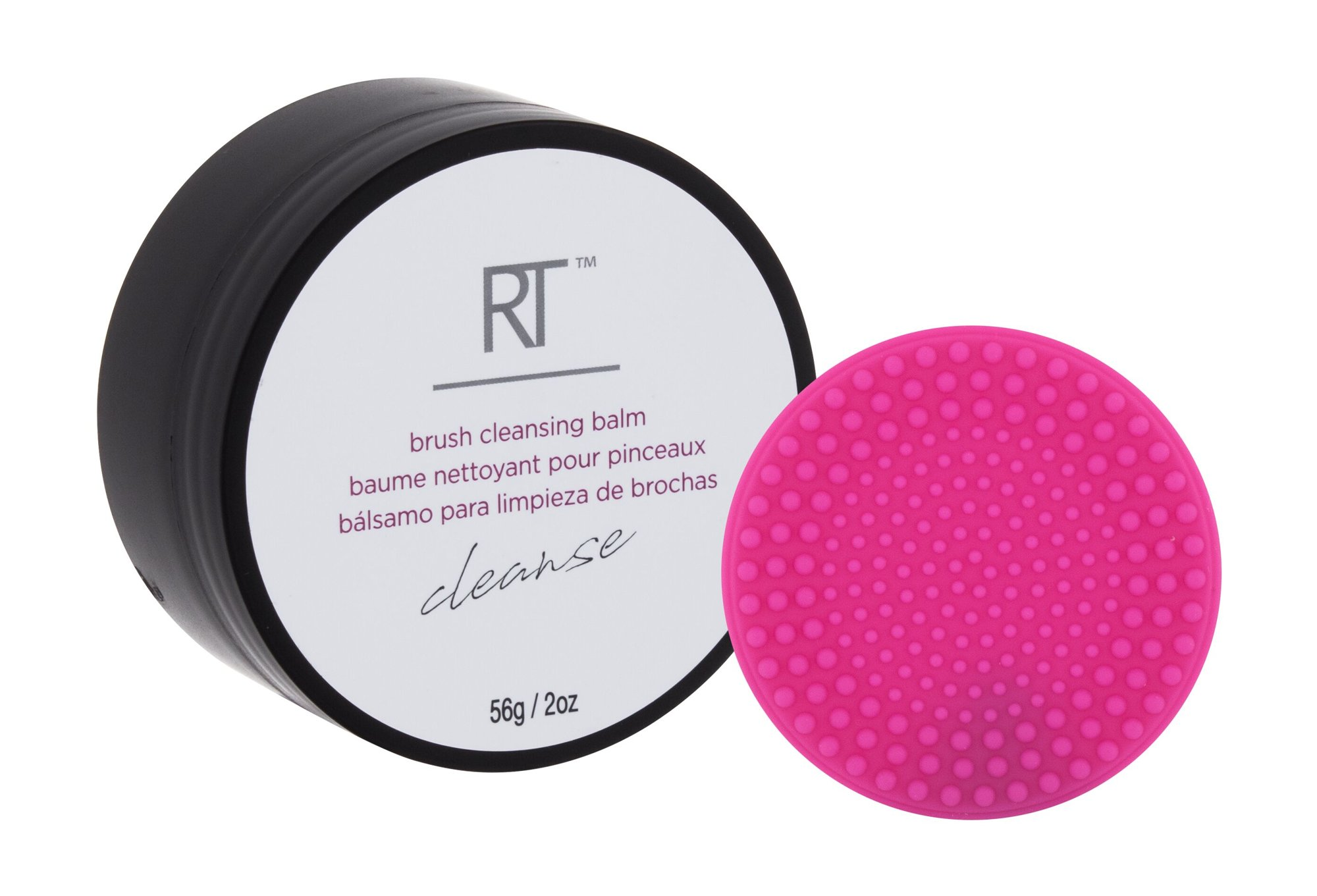 Real Techniques Brushes Cleansing Balm, Štetec 56g