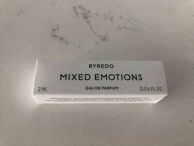 BYREDO Mixed Emotions, Illatminta