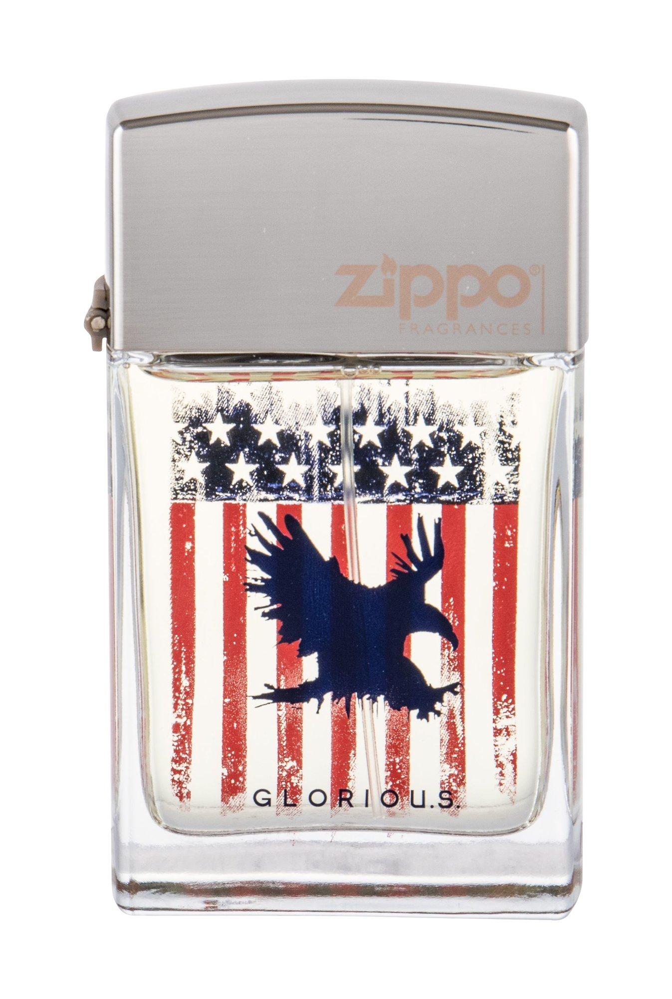 Zippo Fragrances Gloriou.s., Toaletná voda 75ml, Tester