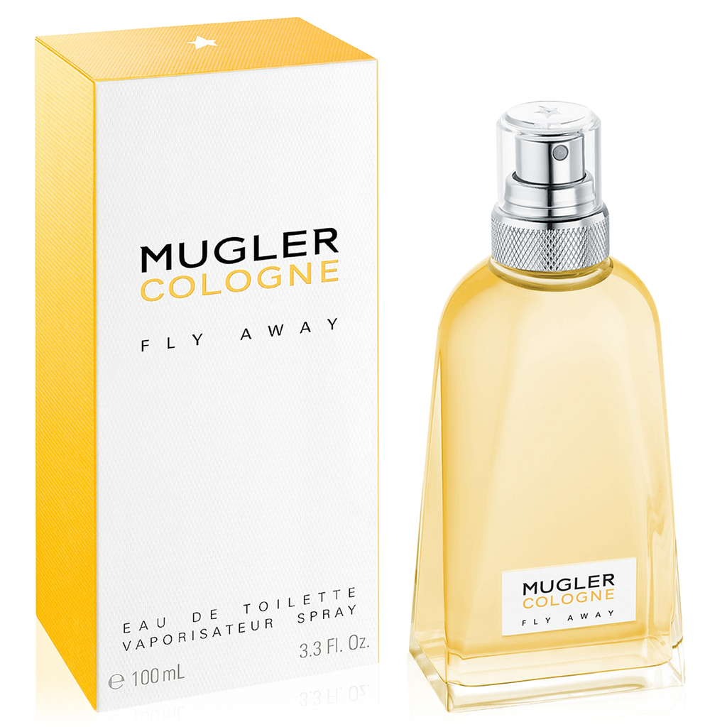 Mugler Cologne Fly Away, edt 100ml - Teszter