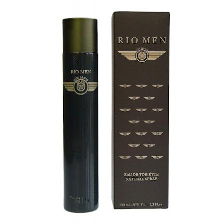 New Brand Rio Men, edt 100ml (Alternatív illat Giorgio Armani Diamonds Man)