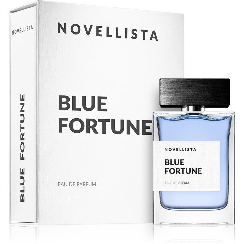 Novellista Blue Fortune, Illatminta