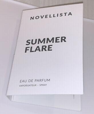 Novellista Summer Flare, Illatminta