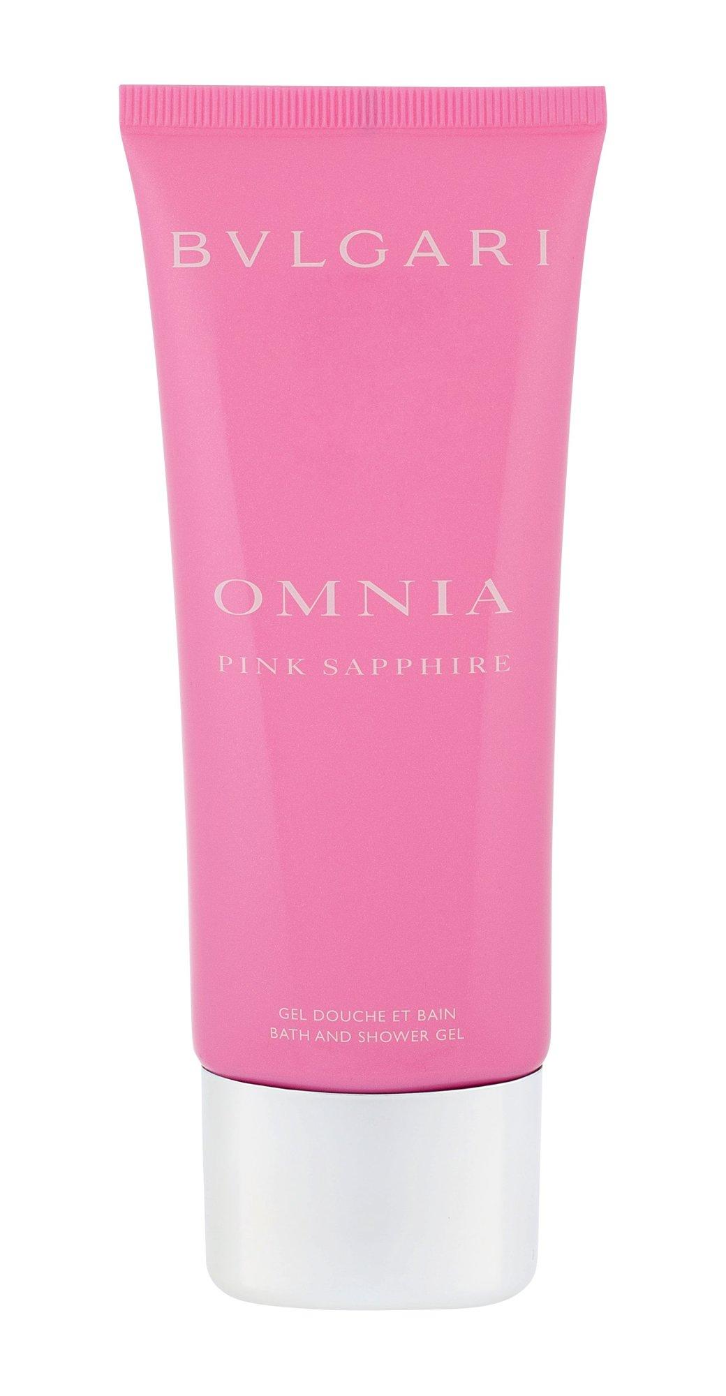 Bvlgari Omnia Pink Sapphire, Sprchovací gél 100ml