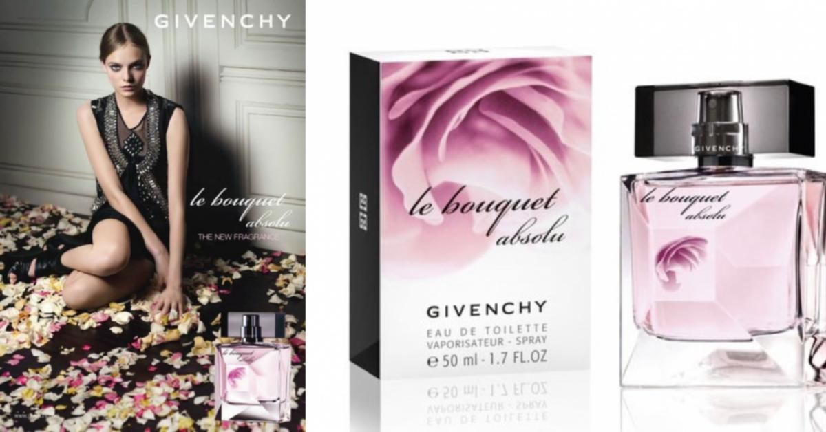 Givenchy Le Bouquet Absolu, edt 50ml