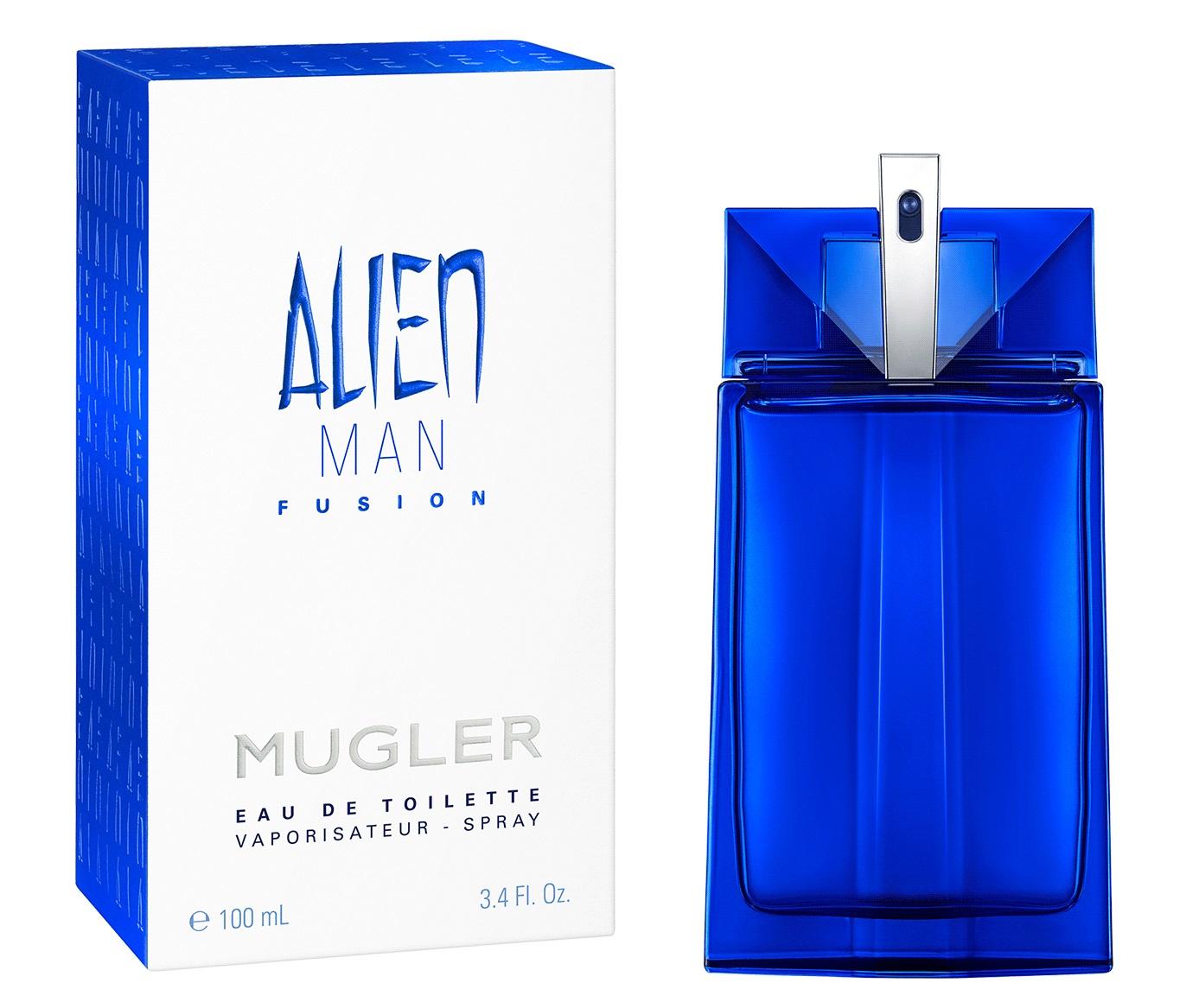 Thierry Mugler Alien Men Fusion, edt 100ml - Teszter