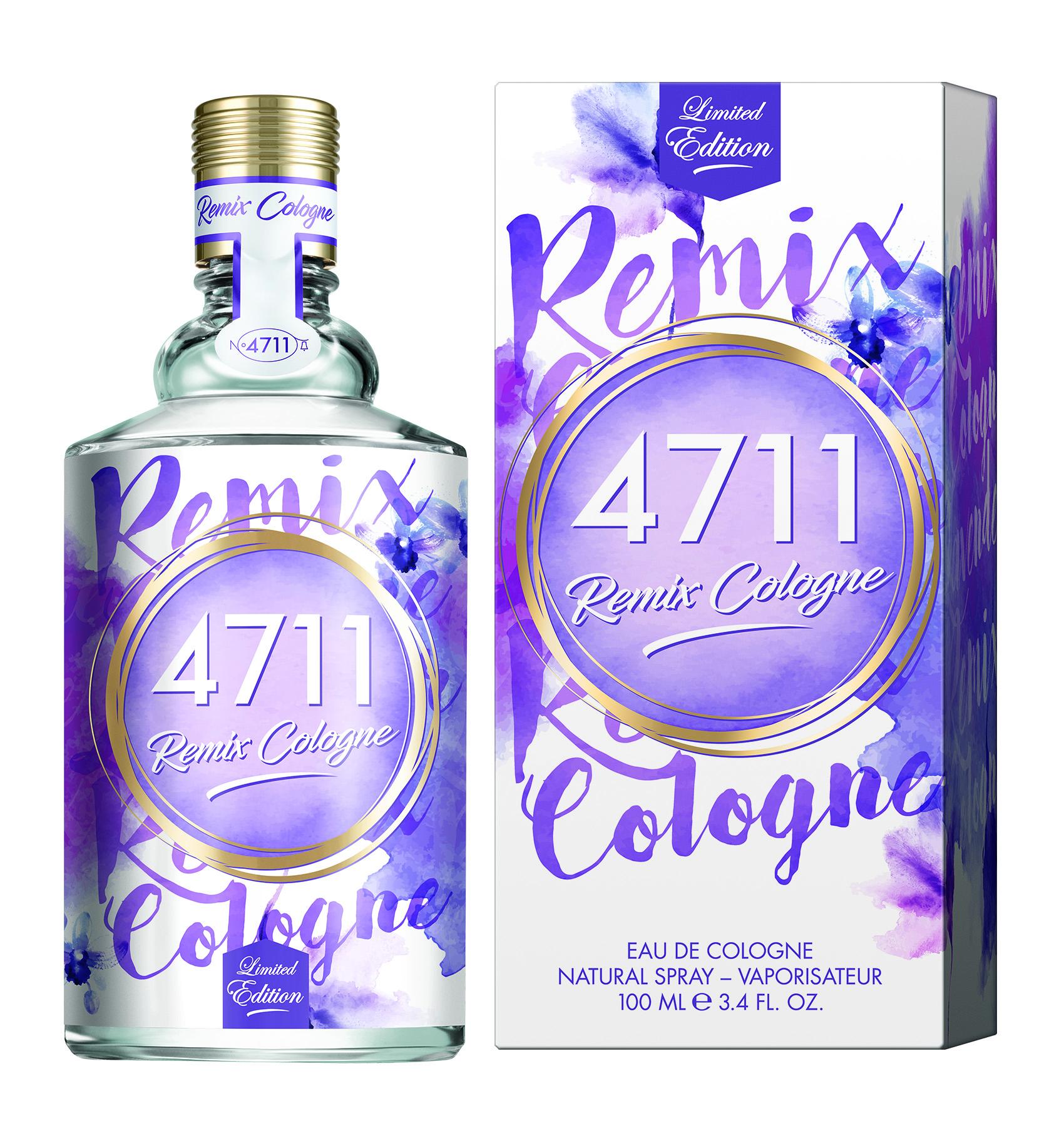 Remix 4711 Cologne, edc 10ml