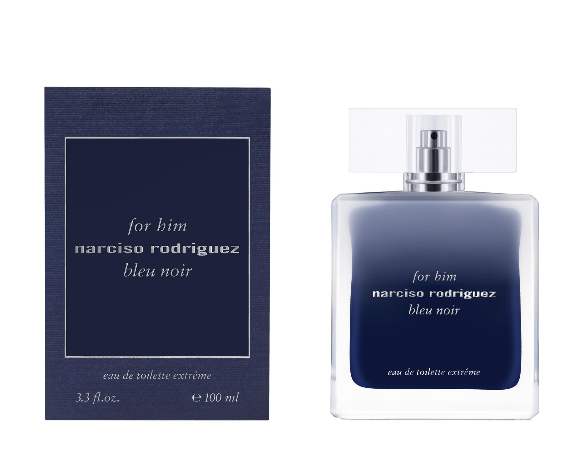 Narciso Rodriguez For Him Bleu Noir Extrême (M)