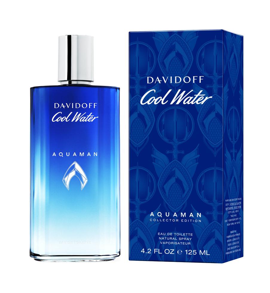 Davidoff Cool Water Aquaman, edt 125ml