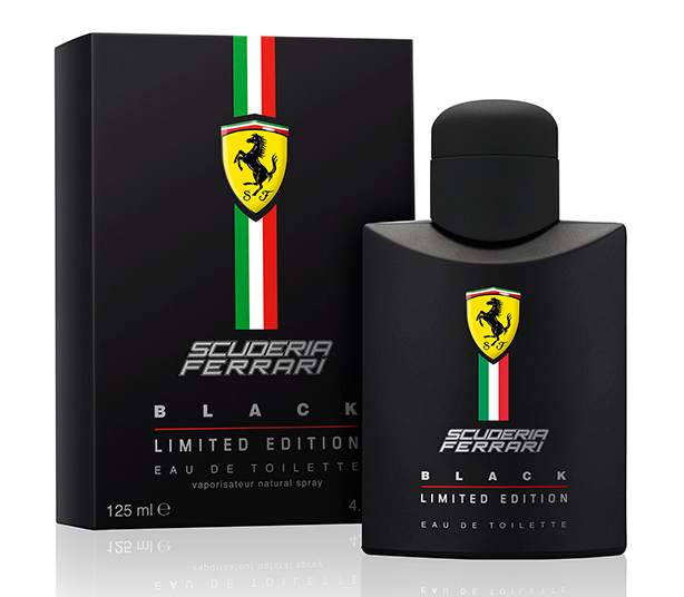 Ferrari Scuderia Ferrari Black Limited Edition, edt 125ml - Teszter