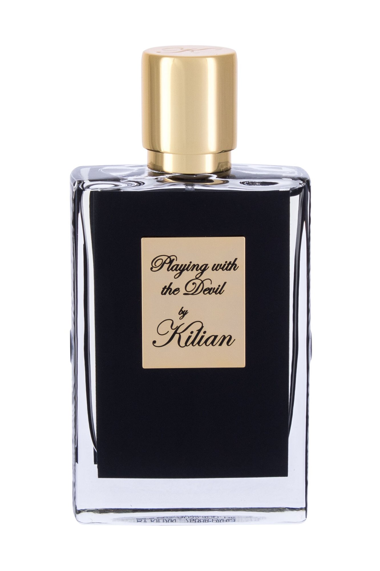 By Kilian The Cellars Playing with the Devil, edp 50ml, Újratölthető