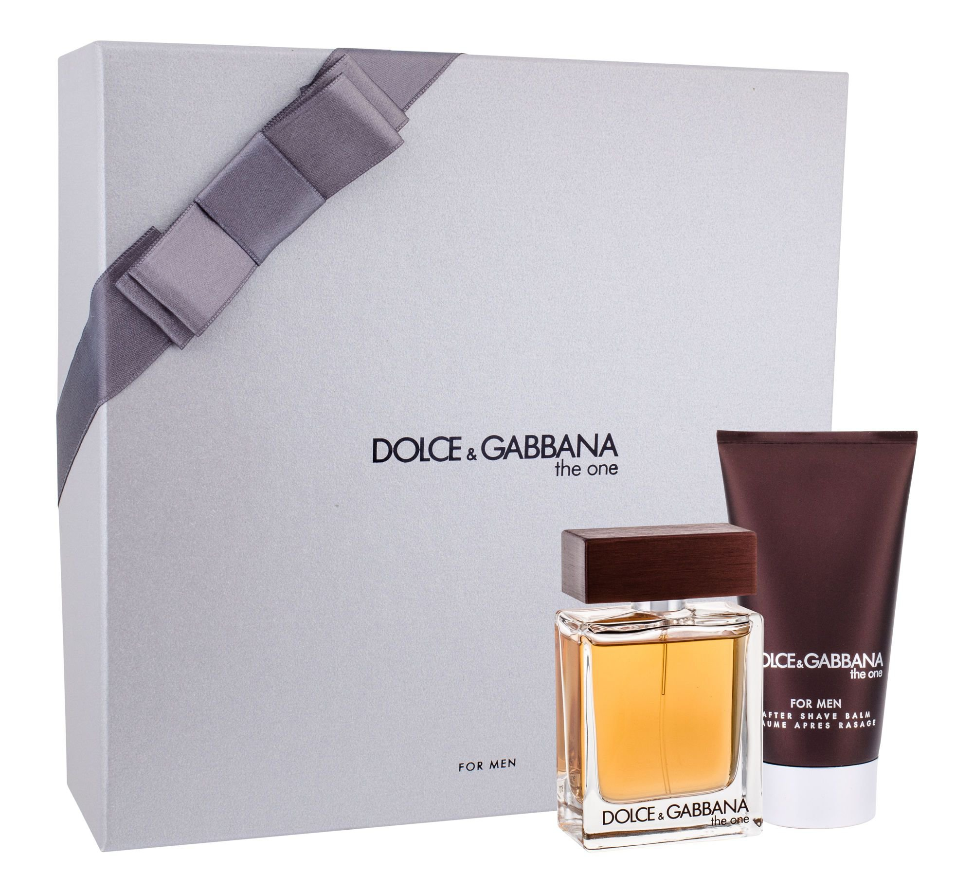 Dolce&Gabbana The One For Men, Edt 50ml + 75ml balsam po holení