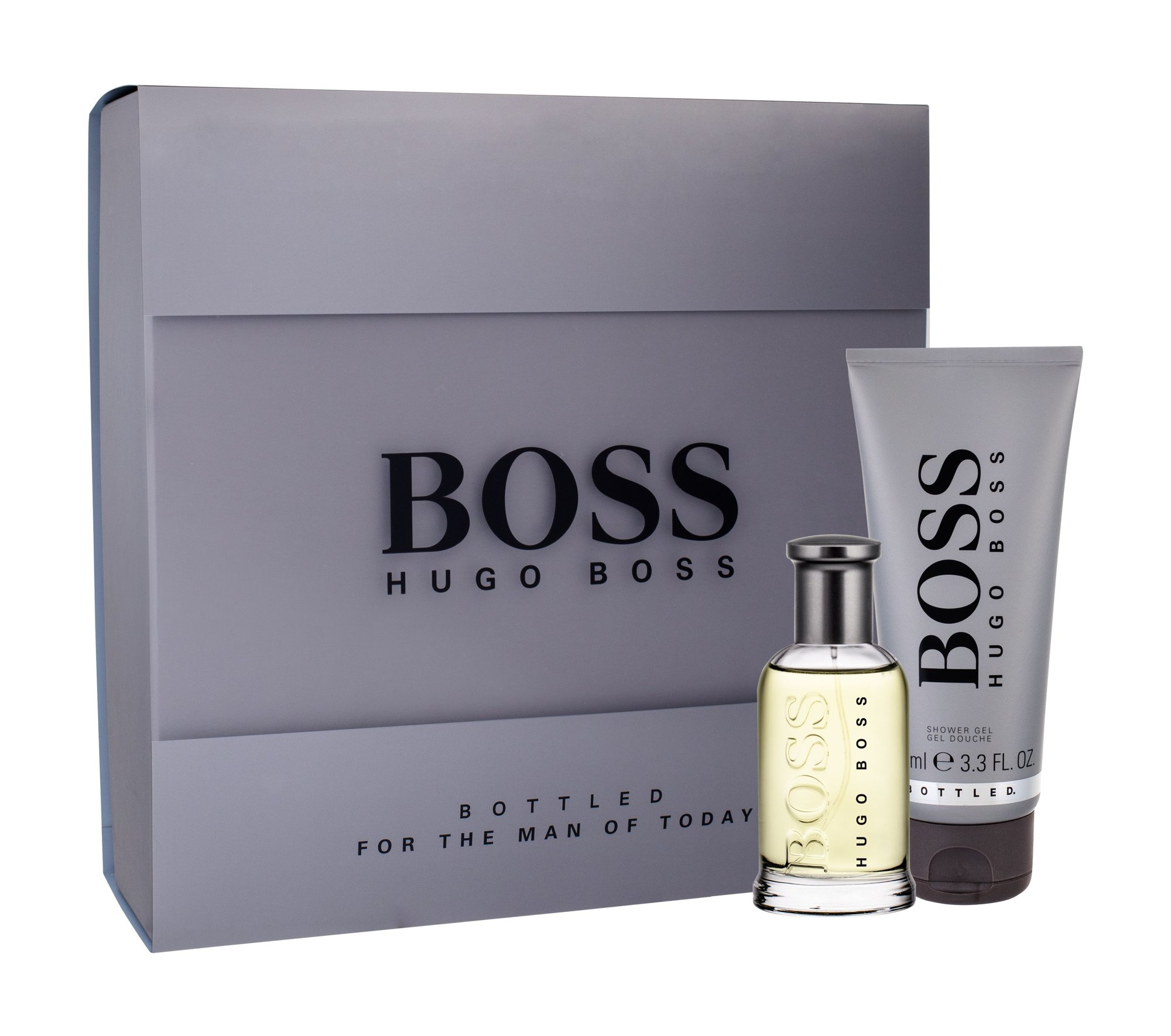 HUGO BOSS Boss Bottled, edt 50 ml + tusfürdő gél 100 ml