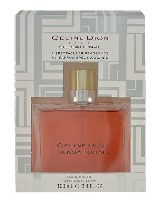 Céline Dion Sensational, Toaletná voda 100ml