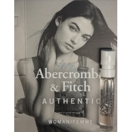 Abercrombie & Fitch Authentic, Illatminta