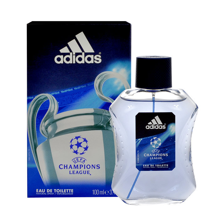Adidas UEFA Champions League, edt 100ml