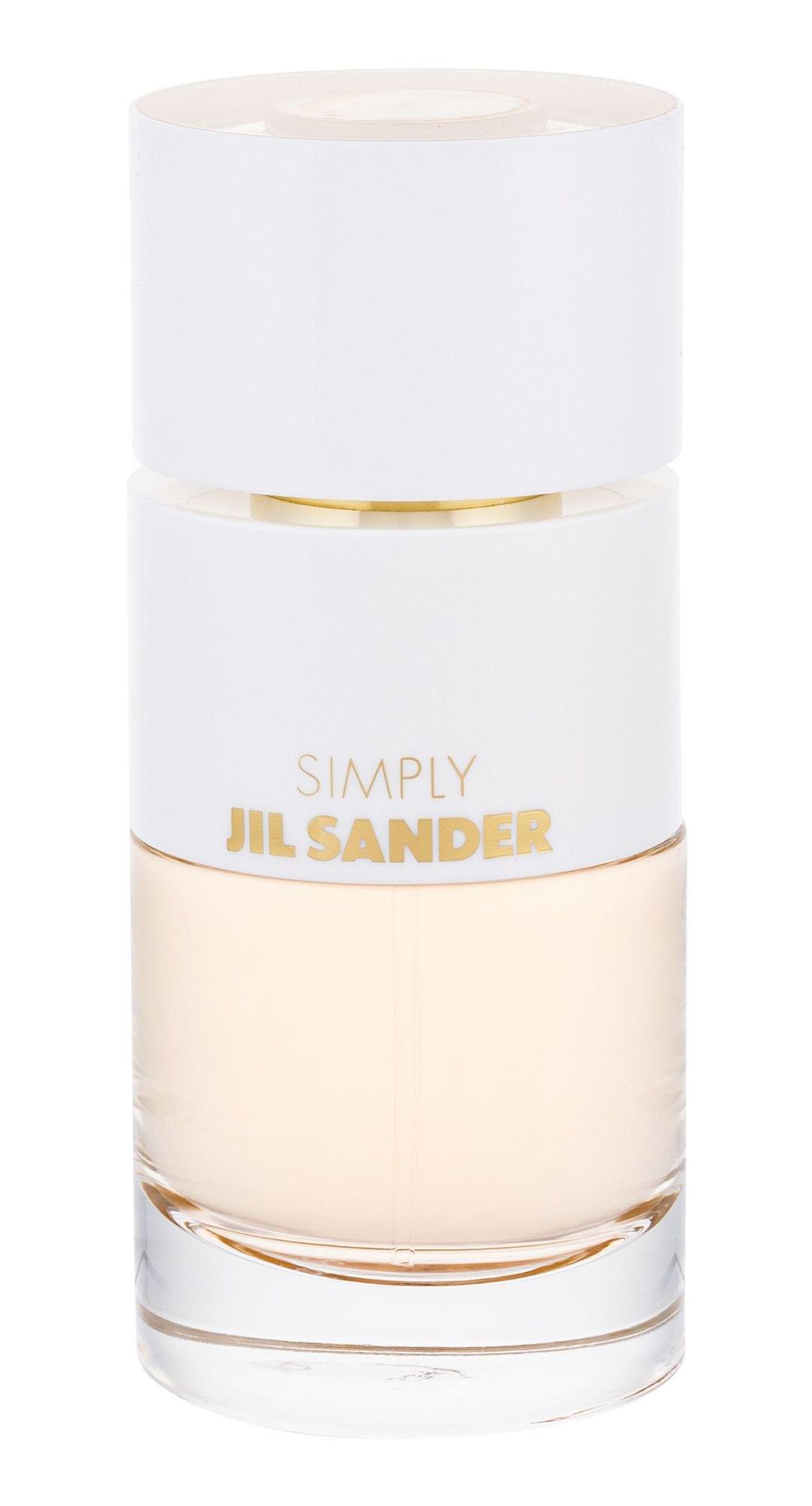Jil Sander Simply Jil Sander, Toaletná voda 60ml - Tester