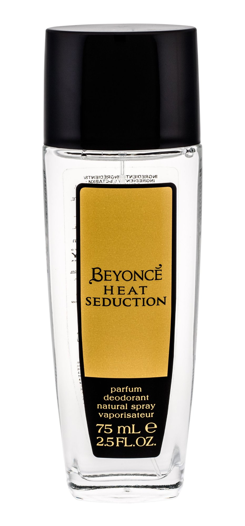 Beyonce Heat Seduction, Deodorant v skle 75ml