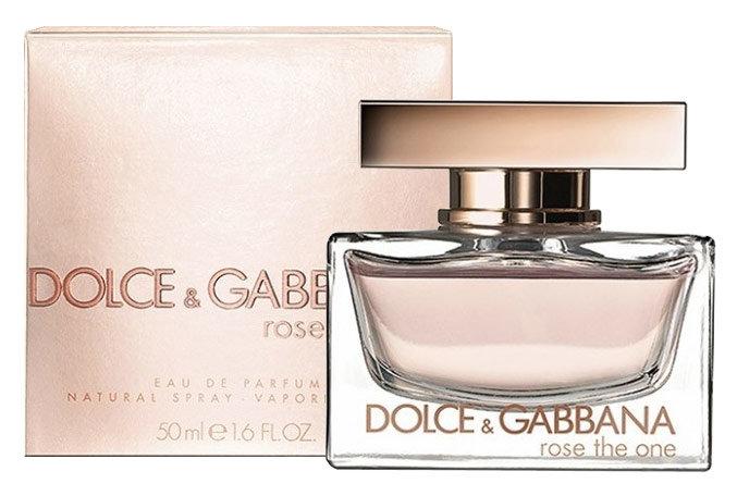 Dolce&Gabbana The One Rose, Vzorka vône