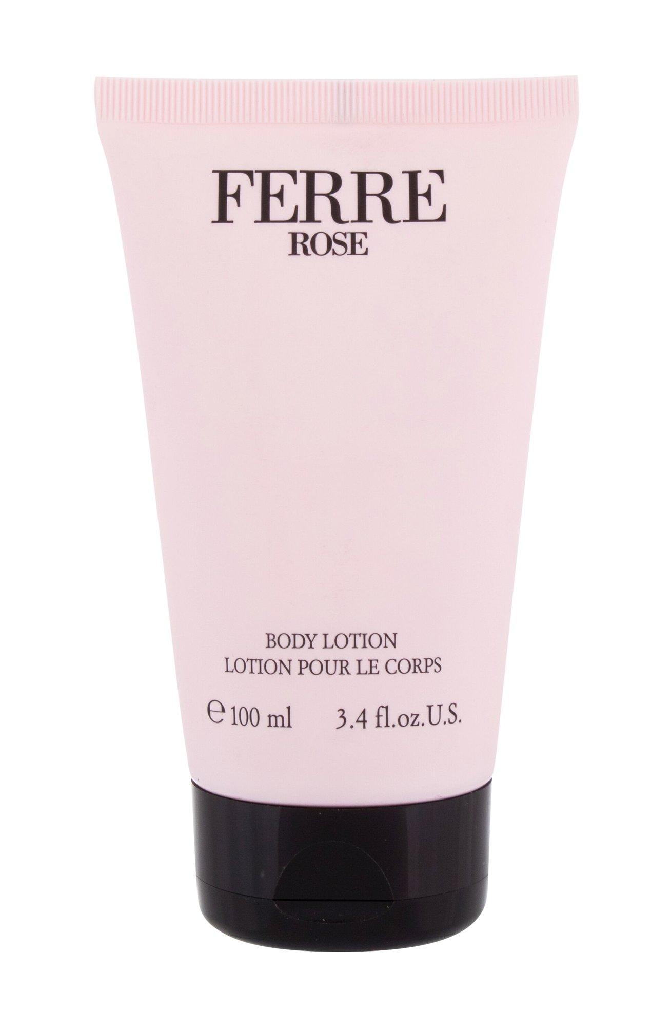 Gianfranco Ferré Ferré Rose, Telové mlieko 100ml