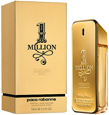 Paco Rabanne 1 Million Absolutely Gold, Parfém 100ml