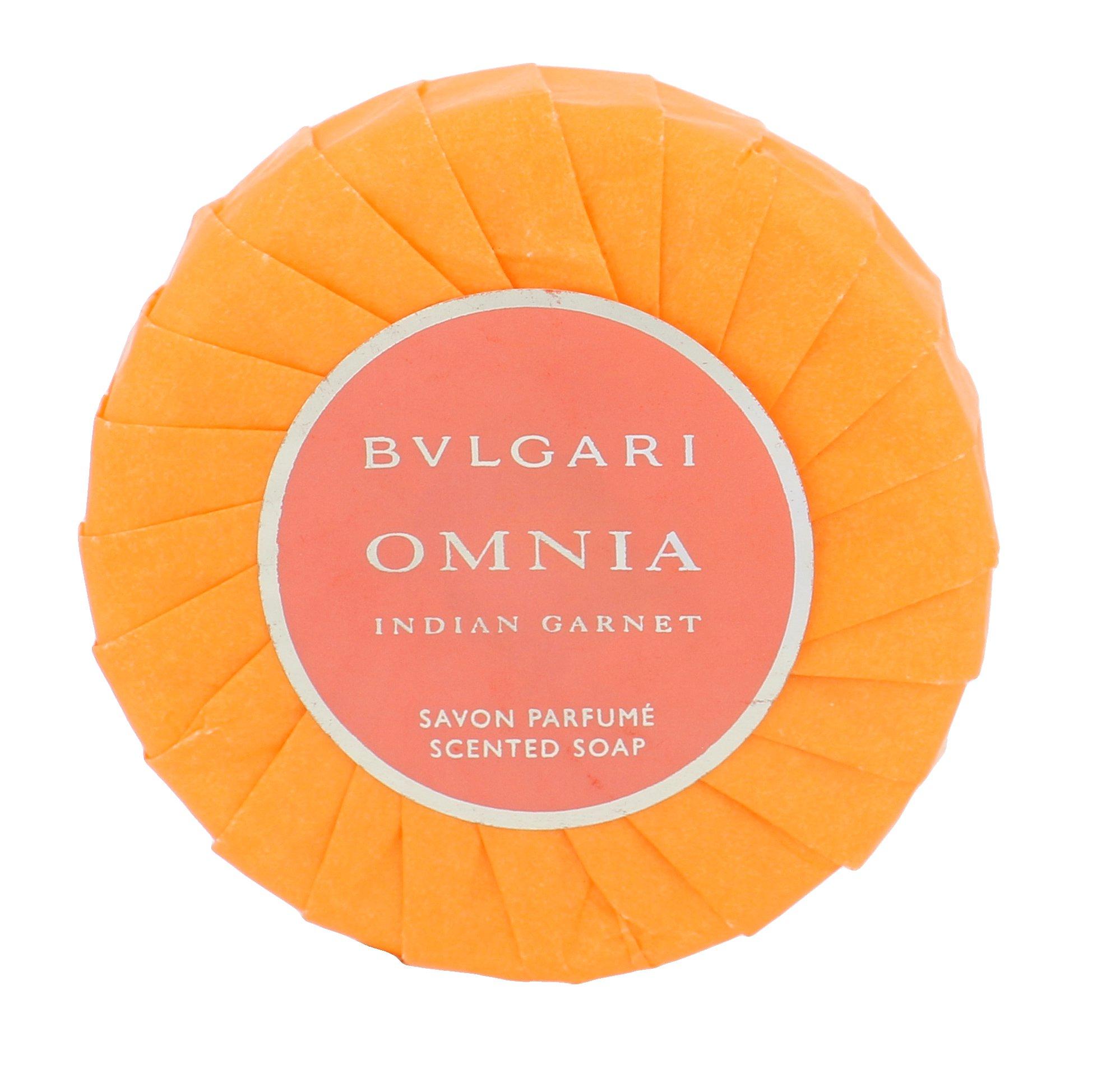 Bvlgari Omnia Indian Garnet, Tuhé mýdlo 150g