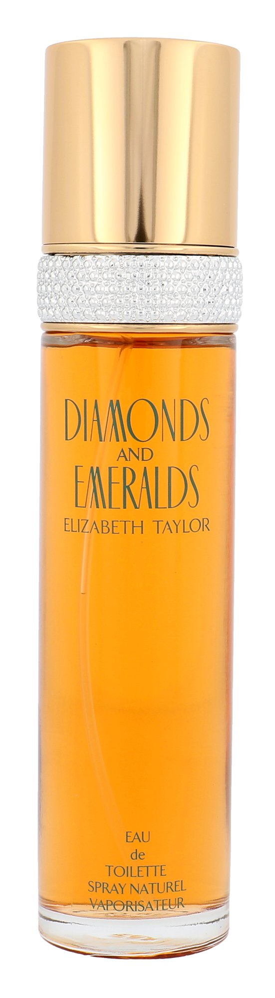 Elizabeth Taylor Diamonds and Emeralds, Toaletná voda 100ml