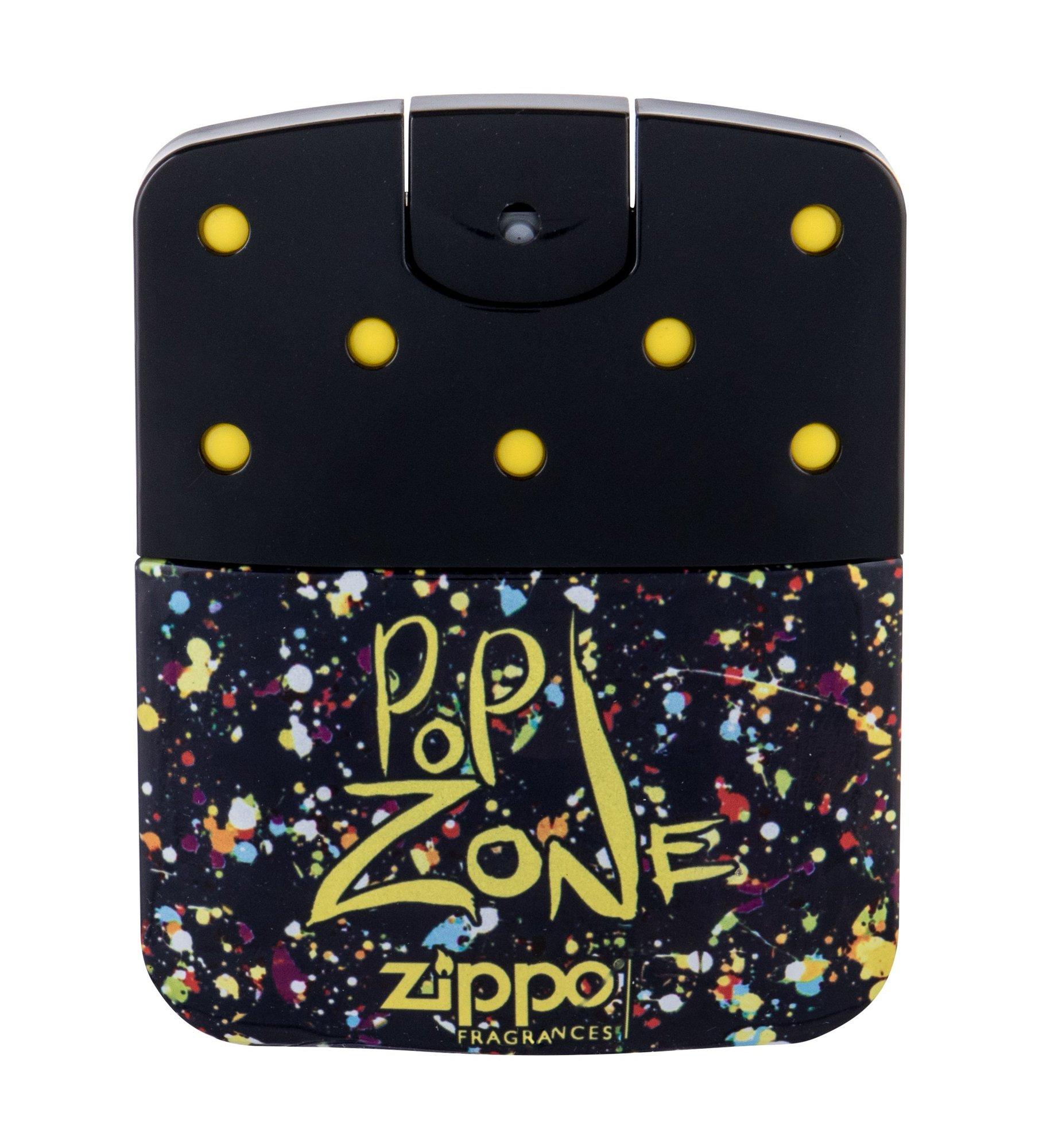 Zippo Fragrances Popzone, edt 40ml, Teszter