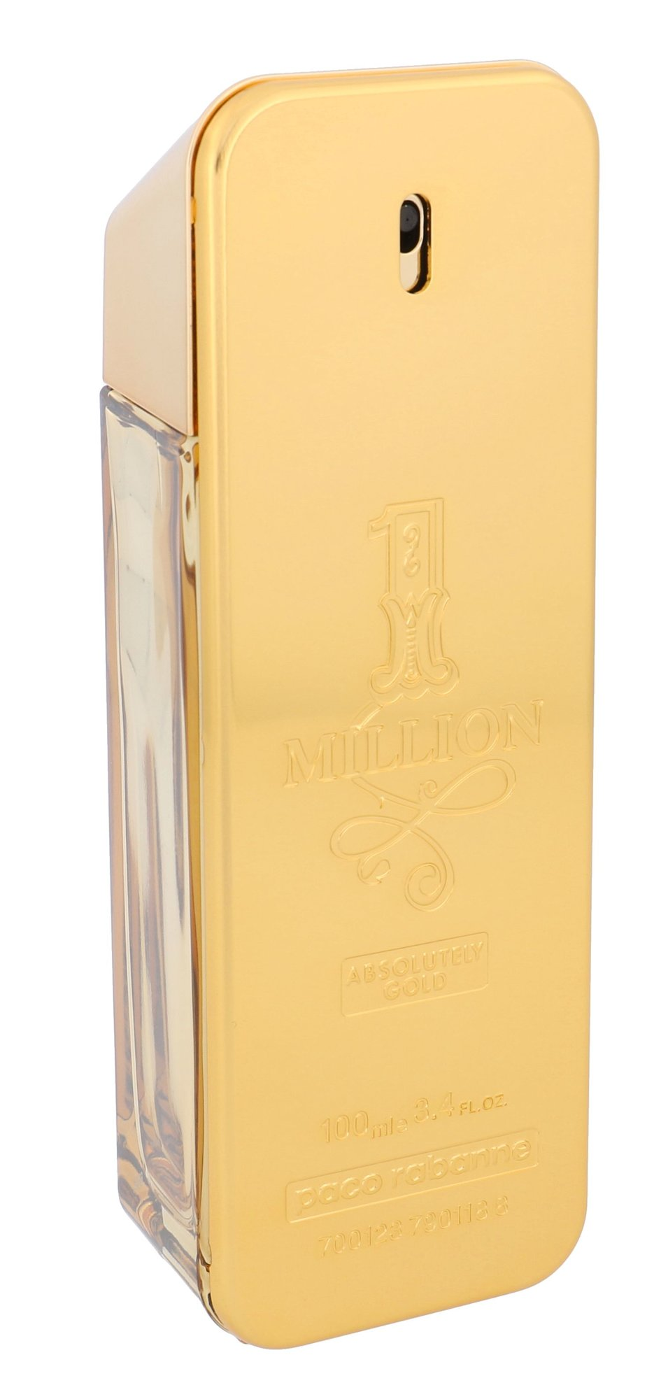 Paco Rabanne 1 Million Absolutely Gold, Parfum 100ml