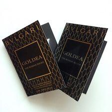 Bvlgari Goldea The Roman Night, Vzorka vône