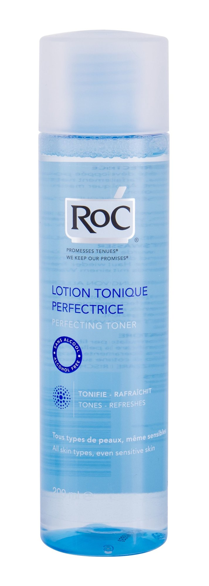 RoC Perfecting Toner, arcvíz a sprej 200ml