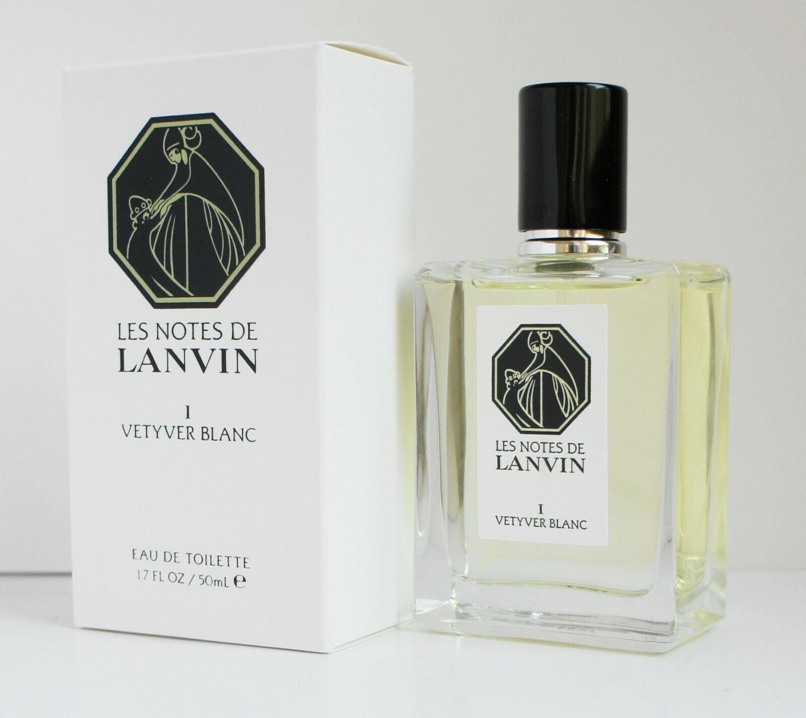 Lanvin Le Notes de Lanvin Aj Vetyver Blanc (U)