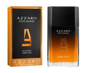 Azzaro Pour Homme Amber Fever, edt 100ml
