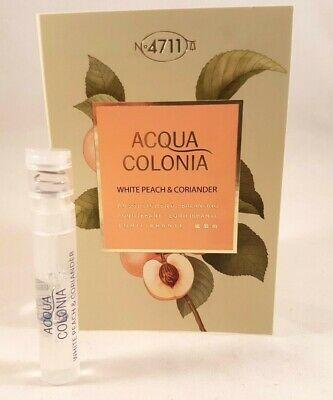 Acqua Colonia White Peach & Coriander, Illatminta