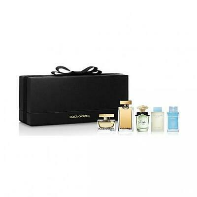 Dolce & Gabbana Mini SET: Light Blue eau Intense edp 4.5ml + The One edt 7.5ml + Dolce edp 5ml + The One edp 5ml + Light Blue edt 4.5ml