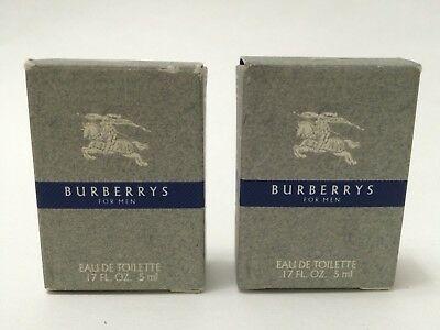 Burberrys for Men, edt 5ml