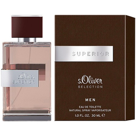 S.Oliver Selection Superior, edt 30ml