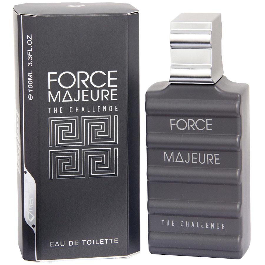 Omerta Force Majeure the challenge, edt 100ml ( Alternatíva Yves Saint Laurent Body Kouros perfume imitation )