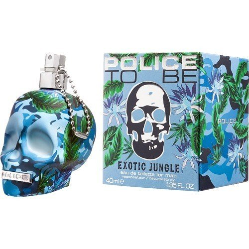 Police To Be Exotic Jungle, edt 40ml