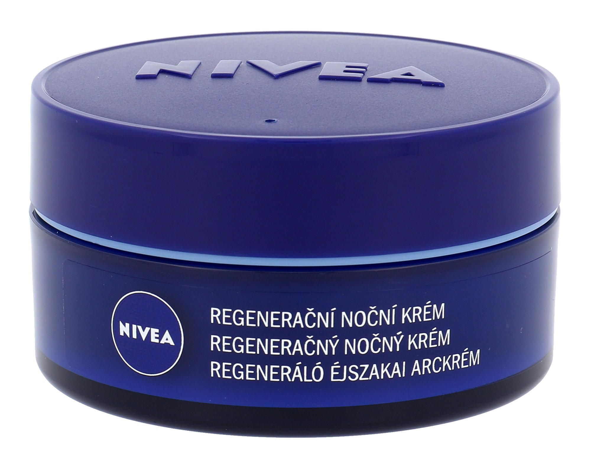 Nivea Regenerating Night Care, Nočný arcápoló cream 50ml