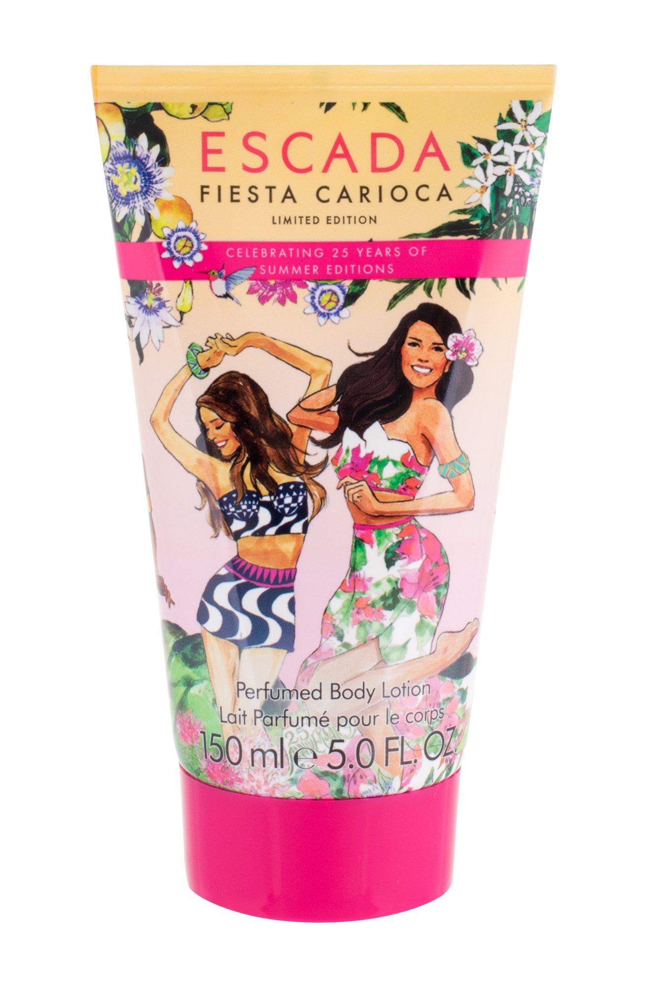 ESCADA Fiesta Carioca, Telové mlieko 150ml