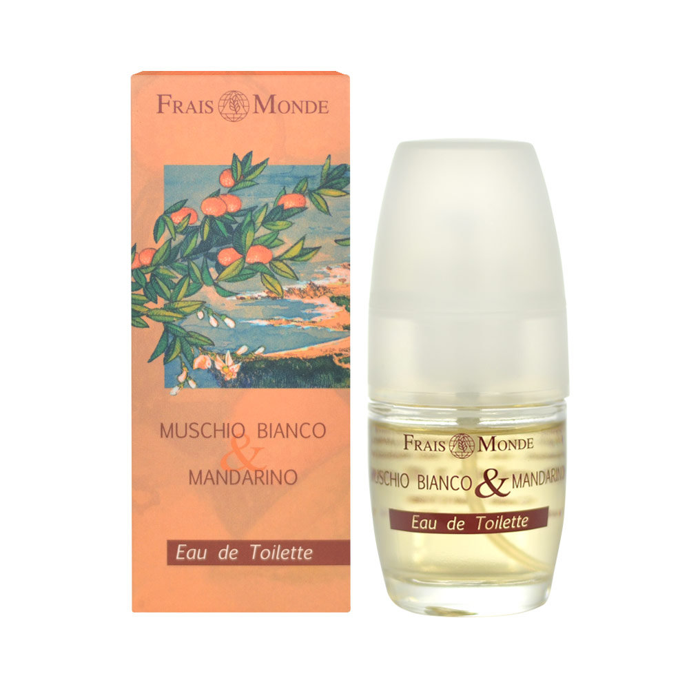 Frais Monde White Musk And Mandarin Orange, Toaletná voda 30ml