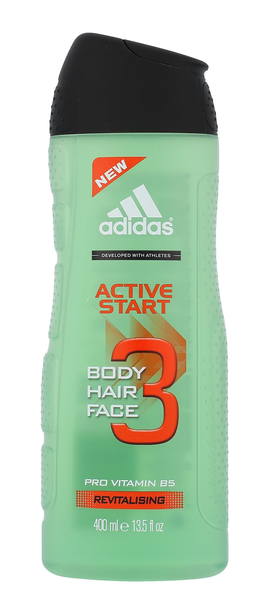 Adidas Active Start 3in1, Sprchovací gél 400ml