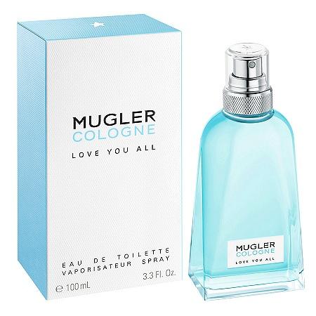 Mugler Cologne Love you all, edt 100ml - Teszter
