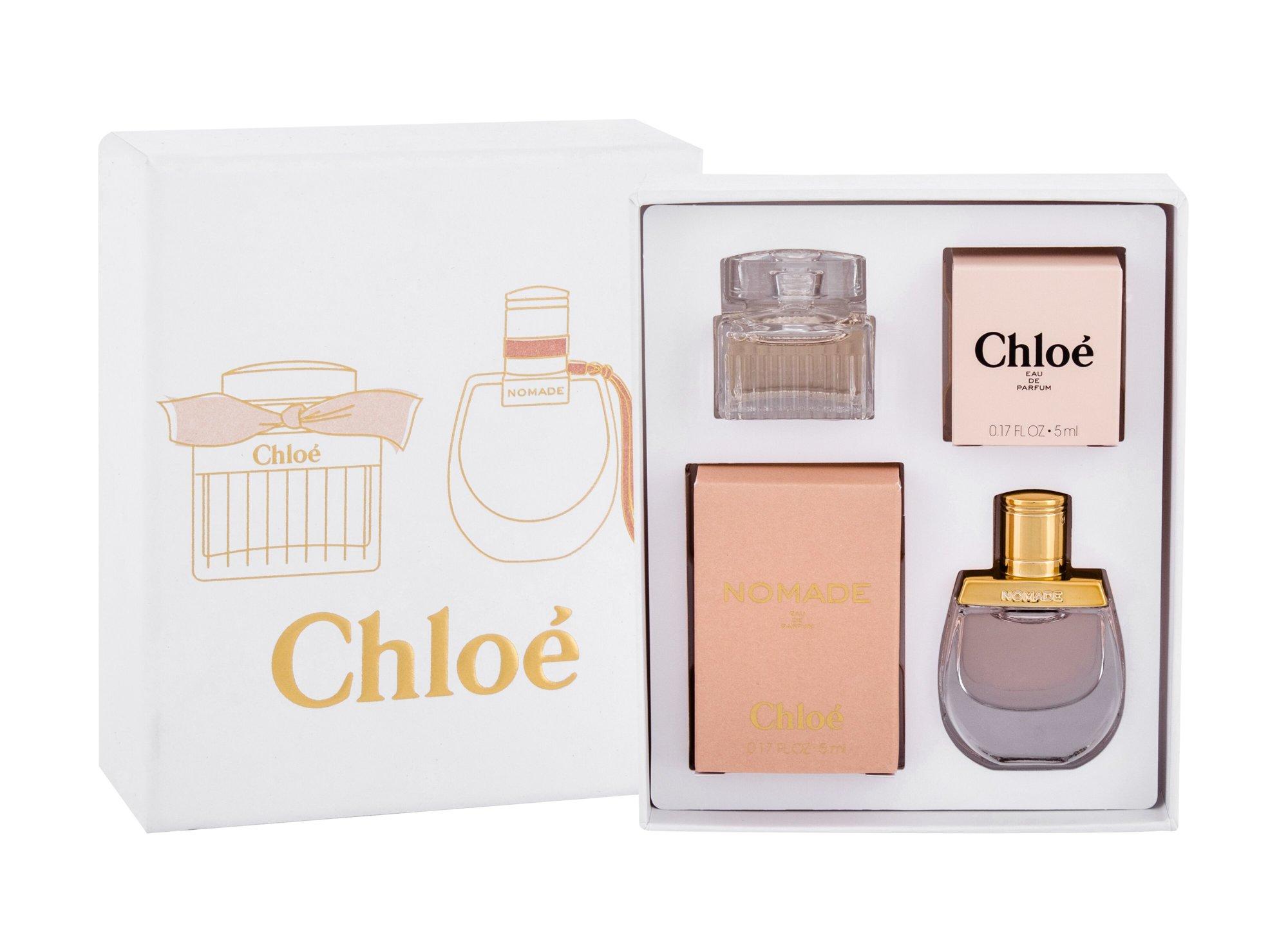 Chloé Mini Set Chloé & Nomade, parfumovaná voda Chloe 5 ml + parfumovaná voda Nomade 5 ml