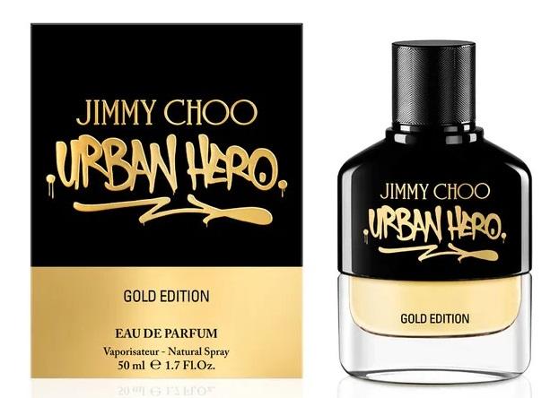 Jimmy Choo Urban Hero Gold Edition (M)