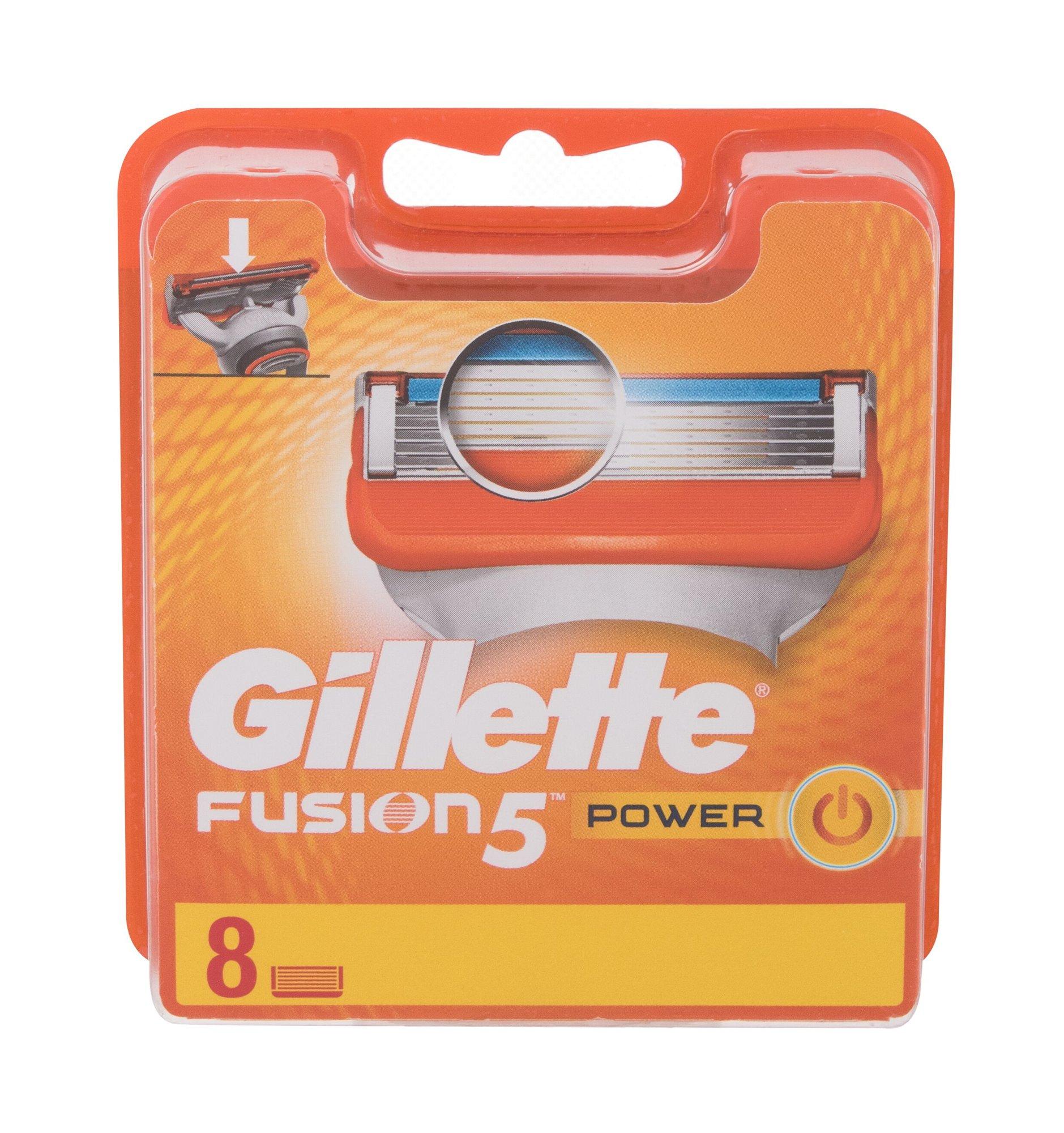 Gillette Fusion 5 Power, Náhradné ostrie 8ks